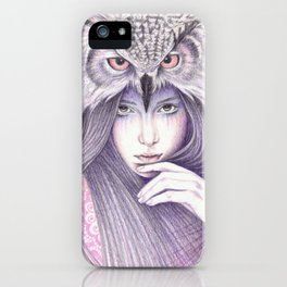 The Wisdom iPhone Case