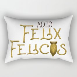 Accio Felix Felicis Rectangular Pillow