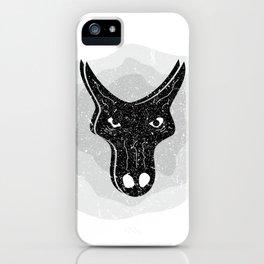 Bull power #society6 #decor #buyart #artprint iPhone Case
