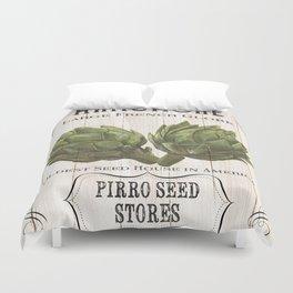 Organic Seeds 1 Duvet Cover