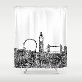 LDN Shower Curtain