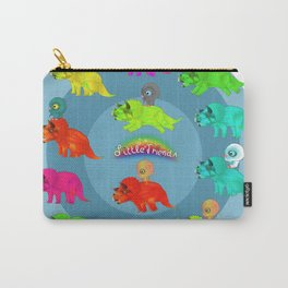 Triceratops Baby Carry-All Pouch