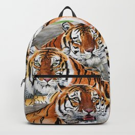 Texas Tiger Trio Backpack