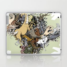 Explosion Laptop & iPad Skin