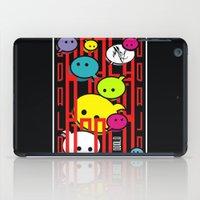 comic iPad Cases featuring COMIC  by _Moj_