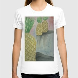Festive Pineapples T-shirt