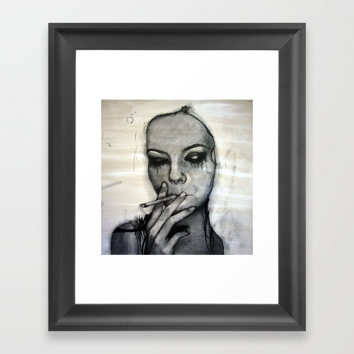 Untitled (for now) Framed Art Print