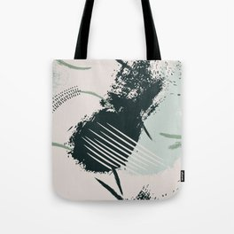 Calm splash Tote Bag
