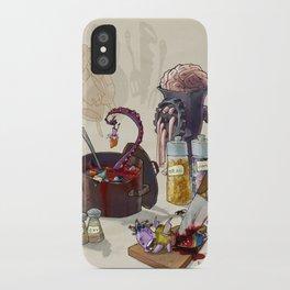 W.I.P. iPhone Case