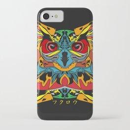 Fukuro iPhone Case