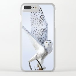Transcend Clear iPhone Case