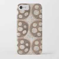 honeycomb iPhone & iPod Cases featuring Honeycomb by Finn Wild