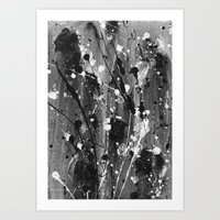 levi Art Prints featuring Levi by Liquid Universe Designs