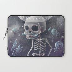 Candy Bones Laptop Sleeve
