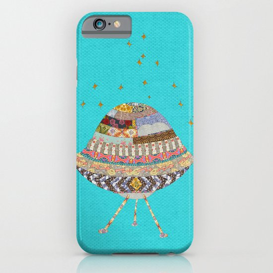 My Spaceship Will Come iPhone & iPod Case