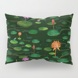 Botanical Garden Pillow Sham