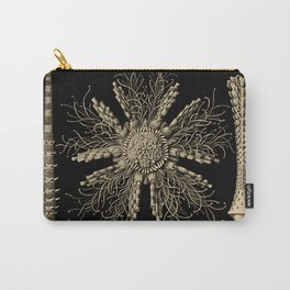 """Echinidea"" from ""Art Forms of Nature"" by Ernst Haeckel Carry-All Pouch"