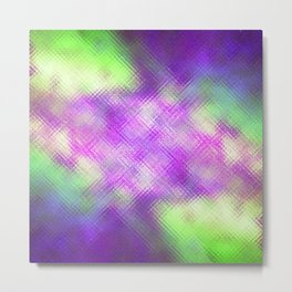 Glass Texture no5 Metal Print