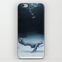 An Underwater Spell iPhone Skin