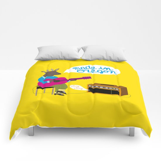 Made in Portland 1 Comforters