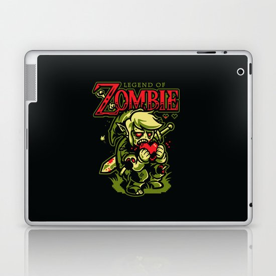 Legend of Zombie Laptop & iPad Skin