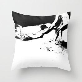 #KLEIN Throw Pillow