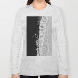 Ocean Surfing Girls Long Sleeve T-shirt