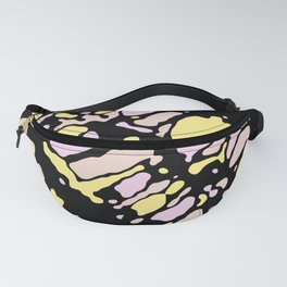 Coral Reef Moonlight Reflections Fanny Pack
