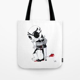 Fucked up (emotions) Tote Bag