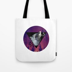 Witchy Wolf Tote Bag