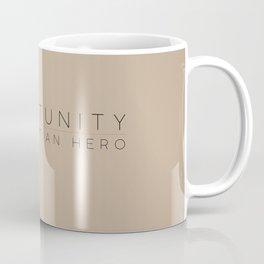 Opportunity / First Martian Hero Coffee Mug