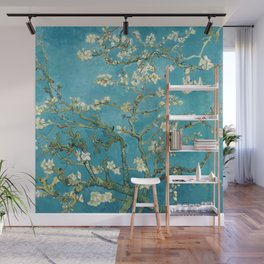 Almond Blossoms by Vincent van Gogh Wall Mural