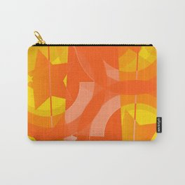 hoe is afraid of orange and yellow Carry-All Pouch