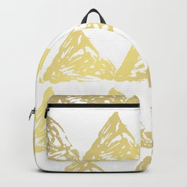 Golden Triangles Backpack