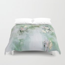 Leaf It Alone Duvet Cover