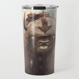 Appa in the Mountains Travel Mug