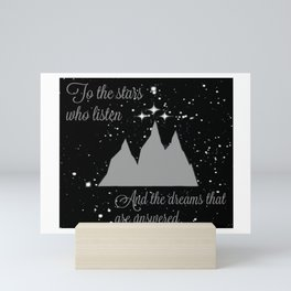 Void & Hope Mini Art Print