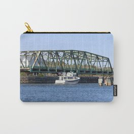 Swing Bridge And Boat Carry-All Pouch