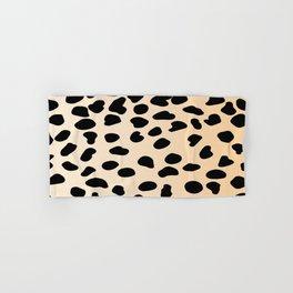 Leopard animal print Hand & Bath Towel