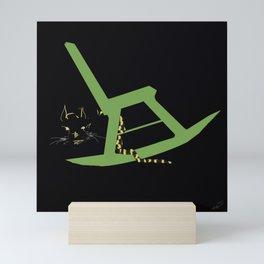 Tale and the Rocker Mini Art Print