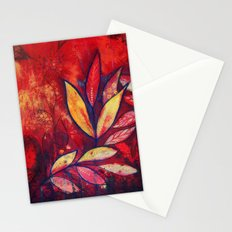 Lucid night Stationery Cards