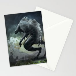 Bunyip Stationery Cards