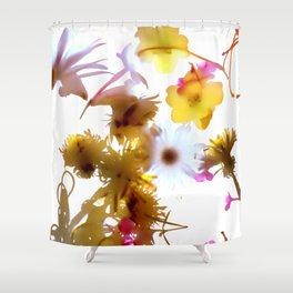 Falling Joy II Shower Curtain