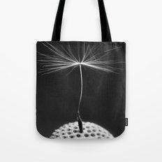 Seed Of A Dandelion Tote Bag