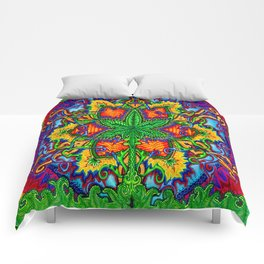 Herbal Cure Comforters
