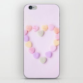 Conversation of the Heart  iPhone Skin