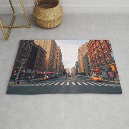 New York City - Summer in Chelsea Rug