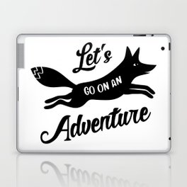 Let's Go On An Adventure Laptop & iPad Skin