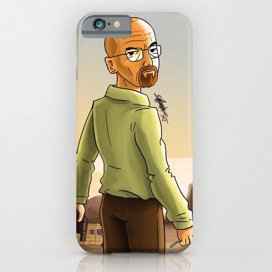 Breaking Bad: Walter's Adversaries  iPhone & iPod Case