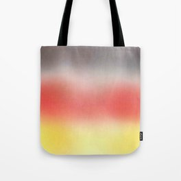 Flag of Germany  - With cloudy colors Tote Bag